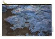 Winter Sunset On Fire Island Carry-all Pouch