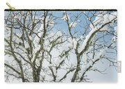 Winter Tree At Berry Summit Carry-all Pouch