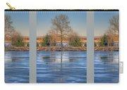 Winter Tree - Walnut Creek Lake Carry-all Pouch