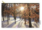 Winter Trees #1 Carry-all Pouch