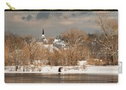 Winter View Of Allenstown Carry-all Pouch