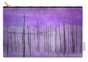 Winter Violet  7913violet Carry-all Pouch