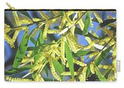 Winter Wattle Carry-all Pouch