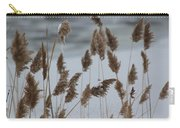 Winter Weeds Carry-all Pouch