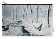 Winter Whispers Carry-all Pouch