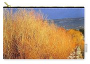 Winter Willows Carry-all Pouch