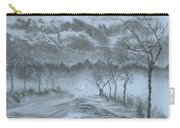 Winter With My Lover Carry-all Pouch