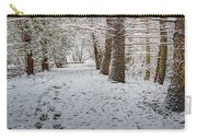 Winter Wonder Land Carry-all Pouch