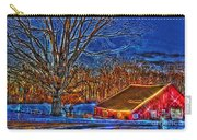 Winter Wonderland Hdr  Carry-all Pouch