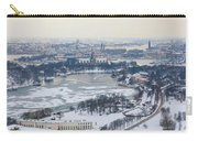 Winter Wonderland In Stockholm Carry-all Pouch