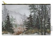 Winterlude Carry-all Pouch