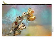 Winters Day Desert Yucca Carry-all Pouch