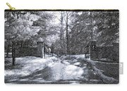 Winter's Gates Carry-all Pouch