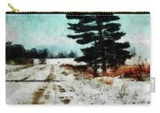 Wintry Altona Road Carry-all Pouch
