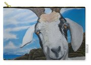 Wip 2- Goats Of St. Martin Carry-all Pouch