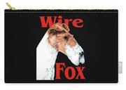 Wire Fox Terrier Carry-all Pouch