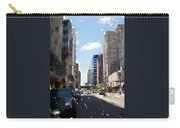 Wisconsin Ave 2 Carry-all Pouch