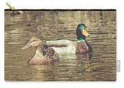 Wisconsin Ducks Carry-all Pouch