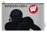 Wisconsin Football Carry-all Pouch