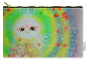 Wisdom Of  The Owl  Carry-all Pouch