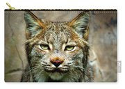 Wise Bob Cat Carry-all Pouch