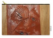 Wise Eyes - Tile Carry-all Pouch