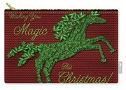 Wishing You Magic This Christmas Carry-all Pouch