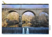 Wissahickon Viaduct Carry-all Pouch