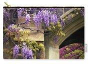Wisteria Blossom Carry-all Pouch