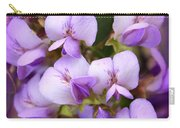 Wisteria Blossoms Carry-all Pouch