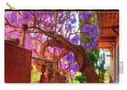 Wisteria Canopy In Bisbee Arizona Carry-all Pouch