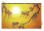 Wisteria In Golden Glow Carry-all Pouch