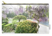 Wisteria In Hailstorm Carry-all Pouch