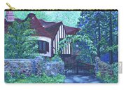 Wisteria Mansion Carry-all Pouch