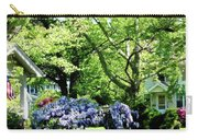 Wisteria On Lawn Carry-all Pouch