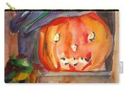 Witch Pumpkin Carry-all Pouch