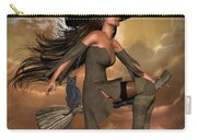 Witch Way  Carry-all Pouch
