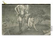 Witch Woman Carry-all Pouch