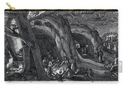 Witches Sabbath, 1630 Carry-all Pouch