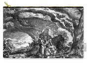 Witches Sabbath, 1700 Carry-all Pouch