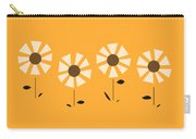 Witco Flowers  Carry-all Pouch
