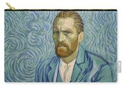 With A Handshake - Your Loving Vincent Carry-all Pouch