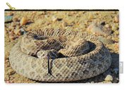 With Forked Tongue Carry-all Pouch