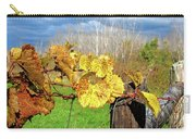 Withered Grape Vine Carry-all Pouch