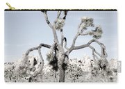 Withering Joshua Tree Carry-all Pouch