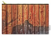 Within A Wooden Fence Carry-all Pouch