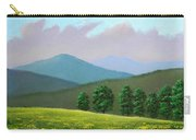 Witness Trees In Spring Carry-all Pouch