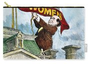 W.j. Bryan Cartoon, C1915 Carry-all Pouch