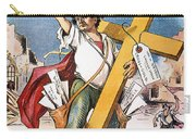 W.j. Bryan: Cross Of Gold Carry-all Pouch