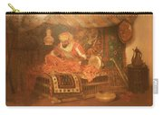 Wla Brooklynmuseum William Merritt_chase_the_moorish_warrior Carry-all Pouch
